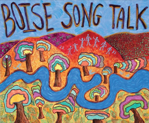 Boise Song Talk by Irene Smith