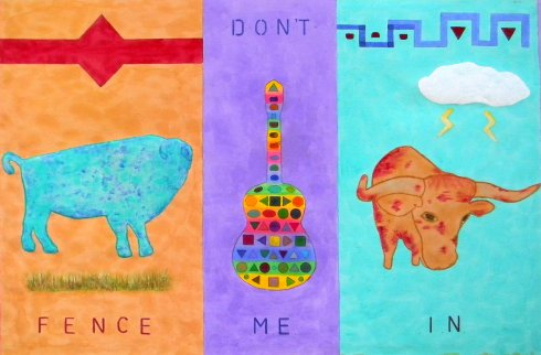 Don't Fence Me In by Irene M. Smith